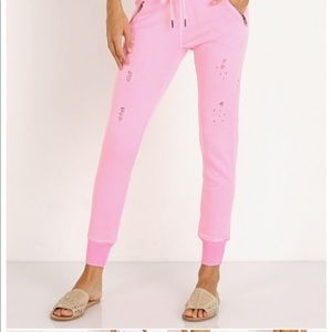 n:PHILANTHROPY gravity deconstructed joggers NWT
